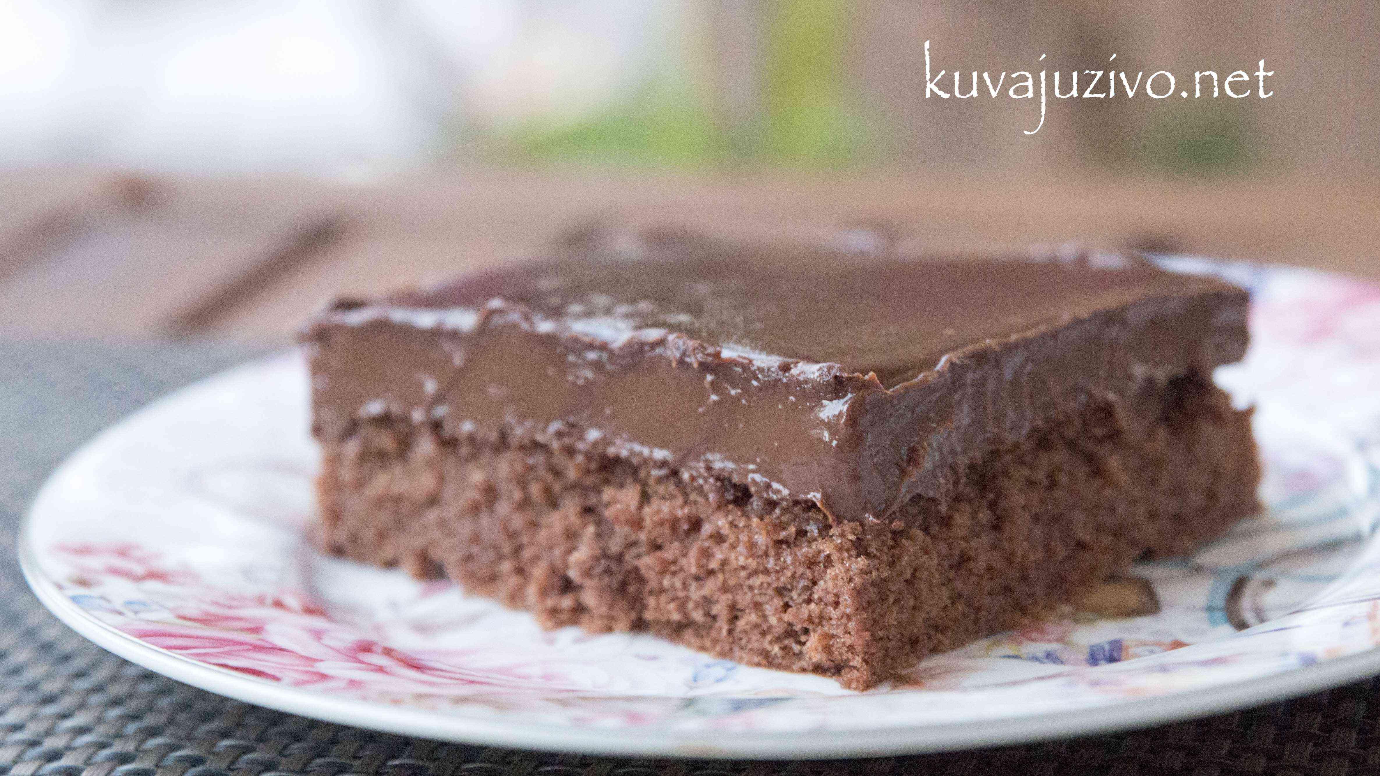 <P>Čokoladni kolač</P>