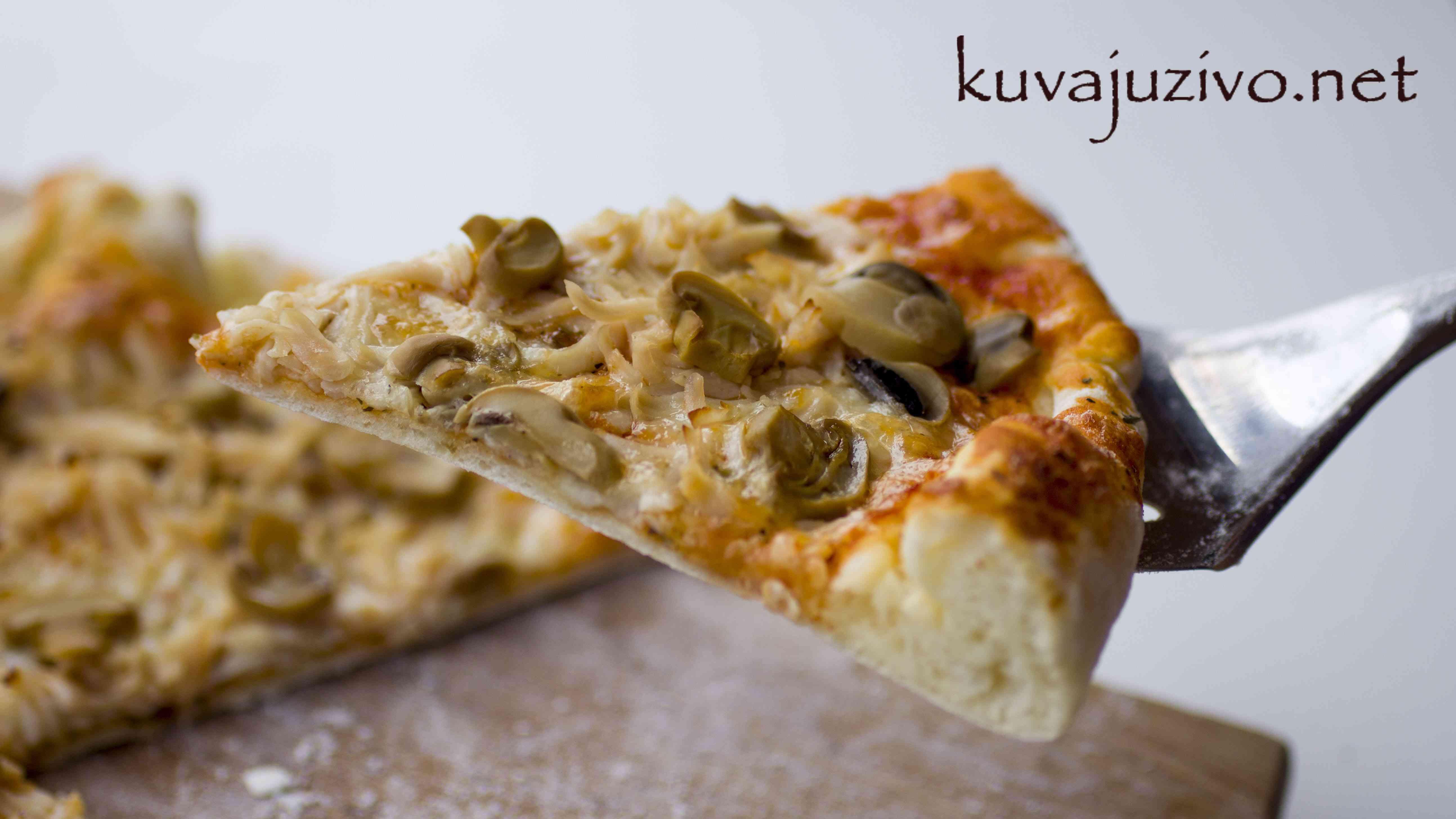 Jednostavan recept za picu