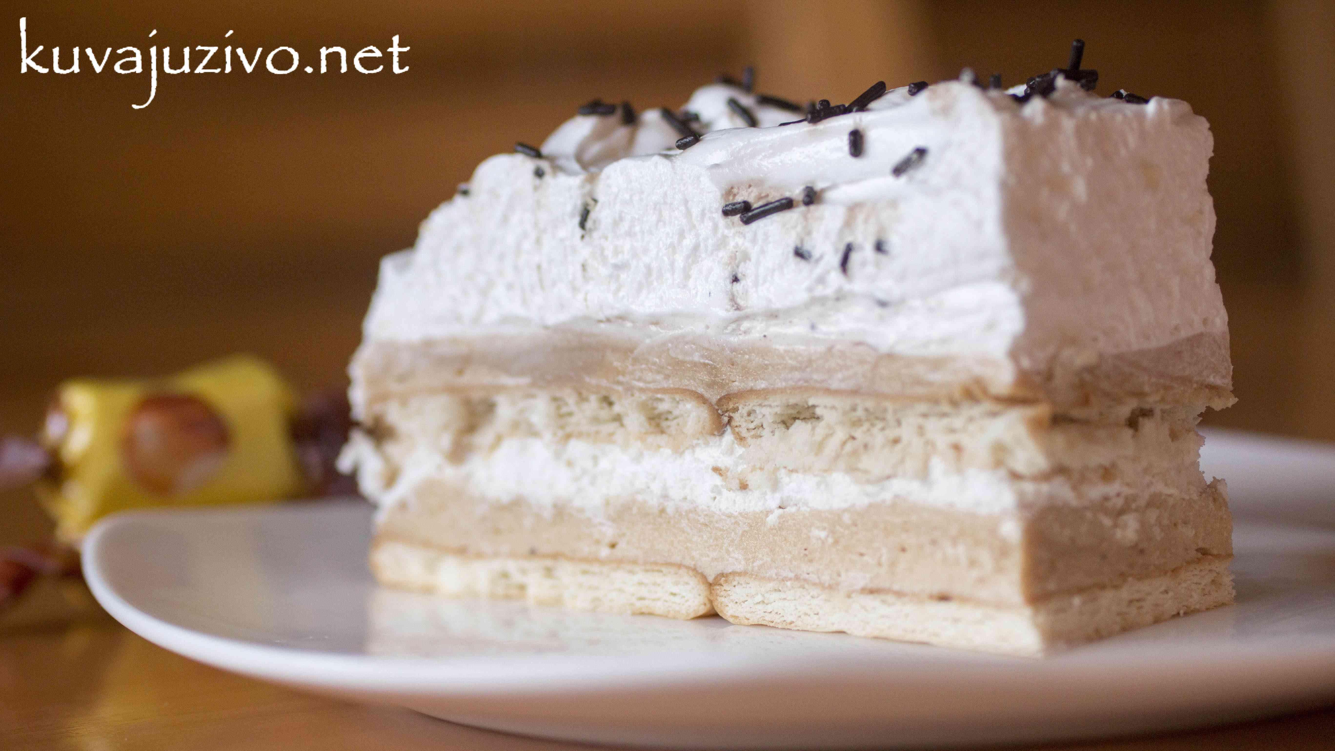 Šeherezada torta - Torta sa karamel bombonama